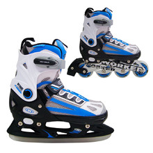 WORKER Nolan 2in1 in-line skates - Blue
