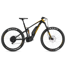 "Full-Suspension E-Bike Ghost Hybride SL AMR X S5.7+ LC 29"" – 2019"