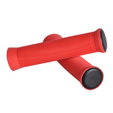 Bar grips for scooter FOX PRO - Red