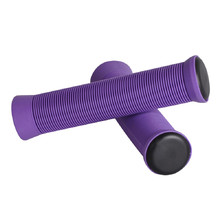 Bar grips for scooter FOX PRO - Purple