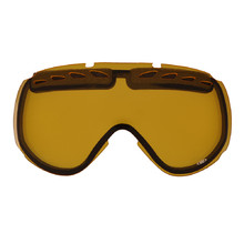 Replacement Lens for Ski Goggles WORKER Molly - Yelow