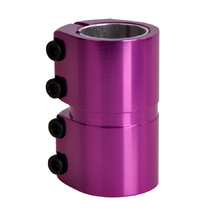 Replacement clamp FOX PRO - SCS system - Purple