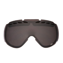 Replacement Lens for Ski Goggles WORKER Molly - Smoked Mirror