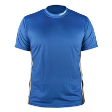 Men's Sports T-Shirt Newline Race - Blue