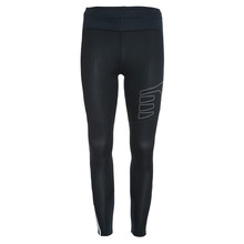 Women's compression thermal tights Newline Iconic - Black