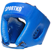Boxing Head Guard SportKO OD1 - Blue