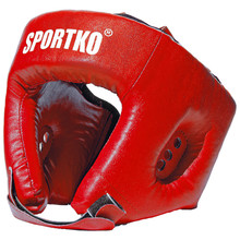 Boxing Head Guard SportKO OD1 - Red