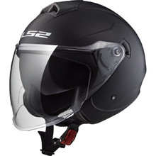 Motorcycle Helmet LS2 OF573 Twister II Single Mono