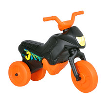 Balance Bike Enduro Mini - Black-Orange