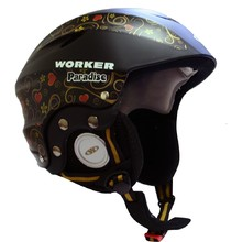 WORKER Paradise Helmet - Black