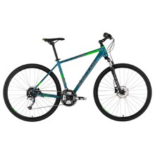 "Men's Cross Bike KELLYS PHANATIC 10 28"" – 2020 - Dark Ocean"