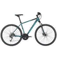 "Men's Cross Bike KELLYS PHANATIC 30 28"" – 2020 - Teal"