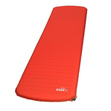 Self-Inflating Sleeping Pad Yate Guide Red