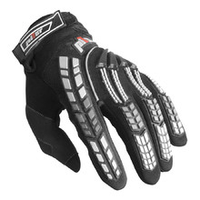 Child Motocross Gloves Pilot - Black
