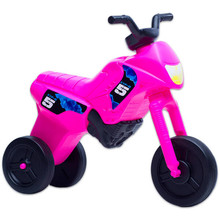 Toddler Enduro Maxi - Pink-Black
