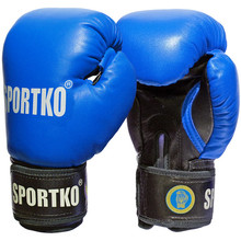 Boxing Gloves SportKO PK1 - Blue