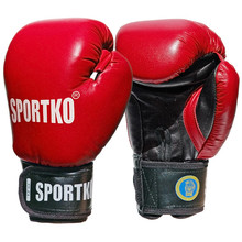 Boxing Gloves SportKO PK1 - Red