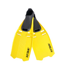 Frencis Velox Scuba Fins - Yellow