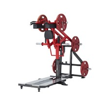 Standing Squat Machine Steelflex Plateload Line PLSS