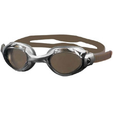 Swimming Goggles Aqua-Speed Merlin Silver-Brown