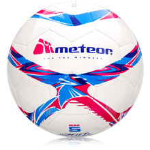 Soccer Ball Meteor 360 Shiny MS White Size 5