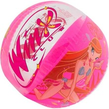 Inflatable Beach Ball Winx Club 51cm