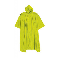 Raining Coat FERRINO Poncho - Lime