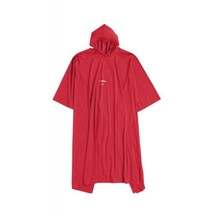 Raining Coat FERRINO Poncho Junior - Red