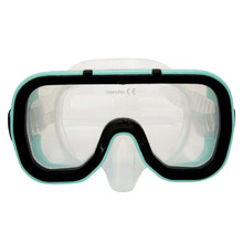 Diving Mask Francis Silicon Tahiti Junior - Green