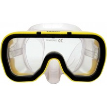 Diving Mask Francis Silicon Tahiti Junior - Yellow