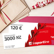 Gift card - 120 €