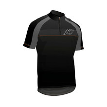 Cycling jersey KELLYS PRO SPORT - black-orange