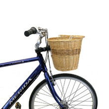 Wicker Bike Basket M-Wave