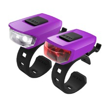 Light Set Kellys Vega USB - Purple