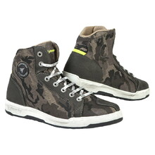 Motorcycle Boots Stylmartin Raptor - Camouflage