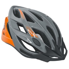Bike helmet KELLYS DIVA - Grey Orange