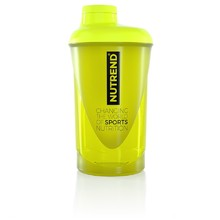 Shaker Nutrend 2019 600ml - Yellow