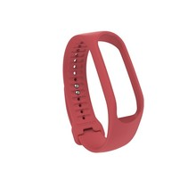 Touch Fitness Tracker Watch Strap TomTom Coral - Coral Red