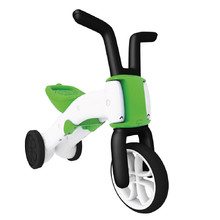 Children's Tricycle – Balance Bike 2in1 Chillafish Bunzi - Green