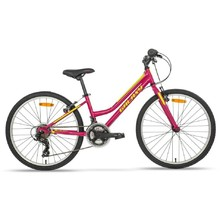 "Junior Girls' Bike Galaxy Ruby 24"" – 2020"