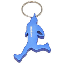 Bottle Opener Munkees Runner - Blue
