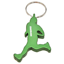 Bottle Opener Munkees Runner - Green