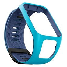 Watch Strap 3 TomTom Indigo-Light Blue