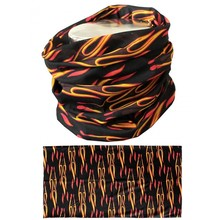 Neck Warmer MTHDR Scarf Dark Flame