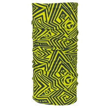 Multifunctional Scarf Kellys - Labyrinth Lime