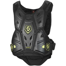 Body Protector Scott Commander 2 Black-Green - Black-Green