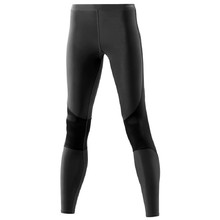 RY400 Women's Compression Long Tights for Recovery - Black