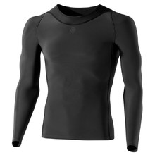 RY400 Men's Compression Top for Recovery - Black