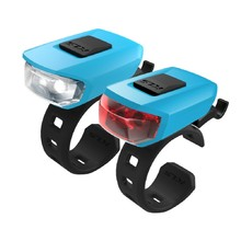 Light Set Kellys Vega USB - Sky Blue