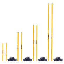 Set of Slalom Bases and Poles inSPORTline SL SET